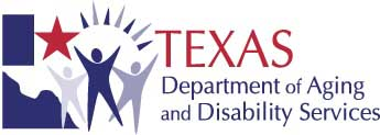 Texas Department of Aging and Disability Services Logo